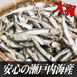 煮干し(大羽)